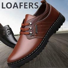 shoes men, Flats & Oxfords, Plus Size, leathershoesmen
