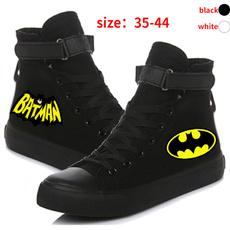 Sneakers, Lace, Batman, shoes for men