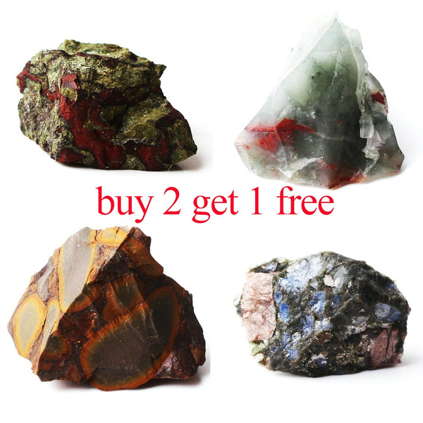 Collectibles, Decor, Minerals, Colorful