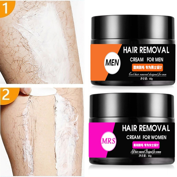 2019 New Professional Depilatory Cream For Women Men Legs Depilation Cream Powerful Permanent Hair Removal Cream