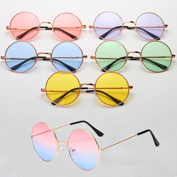 Fashion Sunglasses, hippie, unisex, Vintage