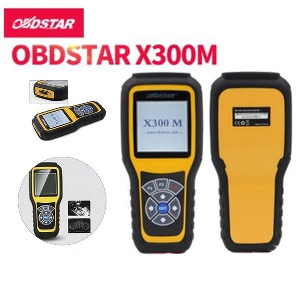 OBDSTAR X300M Odometer Adjustment OBD2 Adjustment Free on-board Diagnostic  System Automobile Diagnostic Apparatus Shockproofed