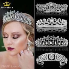 krone, weddingtiara, headwear, Tamaño Queen