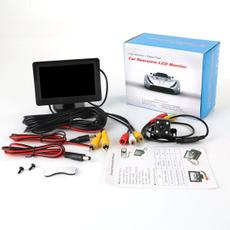backupcamera, Monitors, carvideo, Consumer Electronics