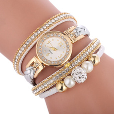 Fashion, Dress, Watch, Rhinestone