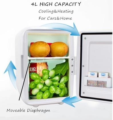 cheap small fridge freezer