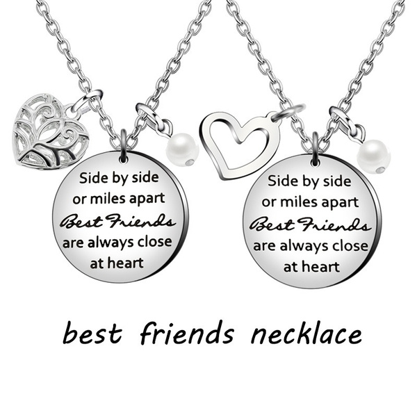 Heart, Fashion, friendshipnecklace, Jewelry