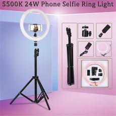 Smartphones, selfielight, dimmablelight, studiolight