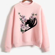 Fashion, Cosplay, pullover sweater, Long Sleeve