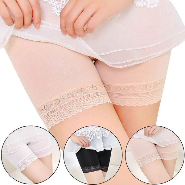 Women Lace Skirts Short Skirt Under Safety Pants Seamless Underwear shorts
