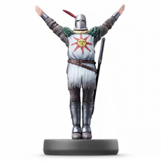 Collectibles, solaireofastora, Gifts, amiibo