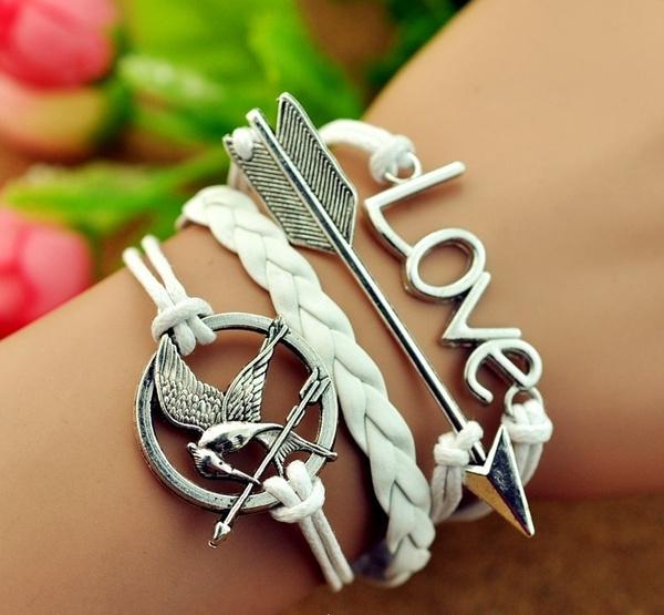 giftsforkid, Love, Jewelry, arrowbracelet