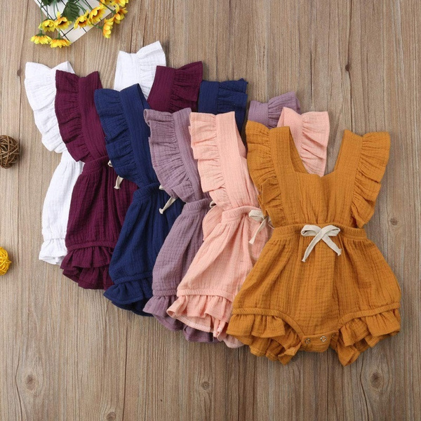 bowknot, Cotton, Sleeve, solid