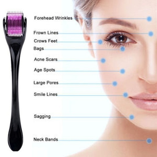 titaniummicroneedle, skinroller, beautyandhealth, microneedleskinroller