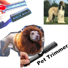 Razor, haircutting, hairsheddingbrush, Pets