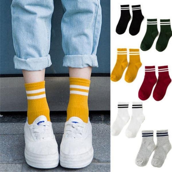 Cotton Socks, Cotton, casualsock, Socks