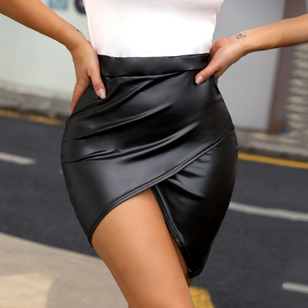 Mini, Fashion, Waist, high waist skirt
