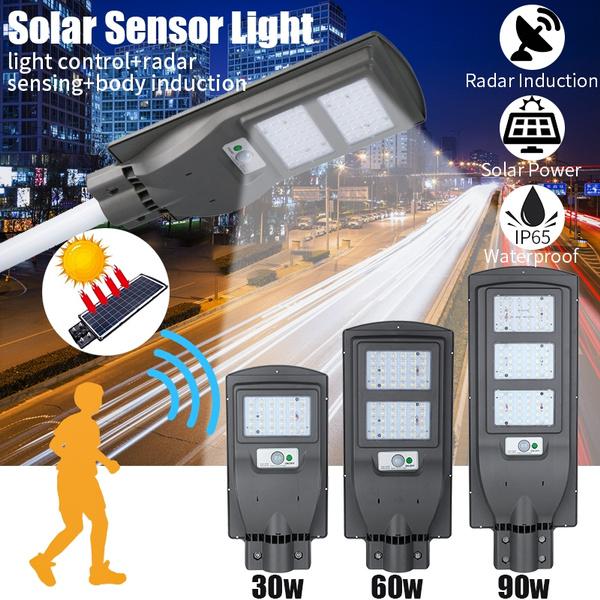 Sensors, Outdoor, sensorled, Garden