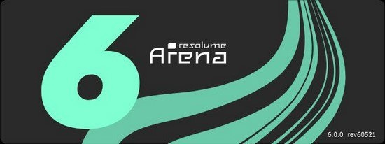 Resolume Arena 6 for win+mac