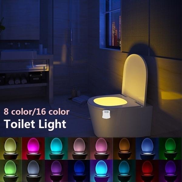 Bathroom, Bathroom Accessories, led, lights
