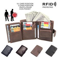 Pocket, shortwallet, Shorts, wallet for men
