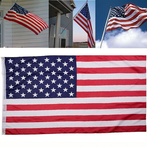 Polyester, Outdoor, countryflag, USA flag