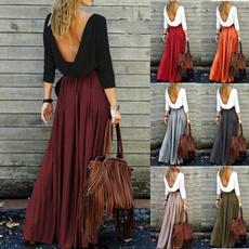 Pastels, long skirt, Fashion, chiffon