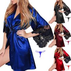 night dress, nightwear, lacepajama, Lace