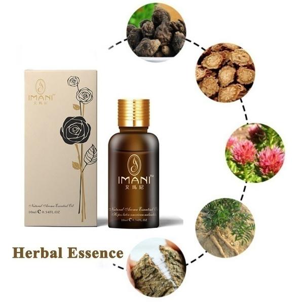 Glamour Man Natural Herbal oil