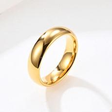 Couple Rings, Steel, Jewelry, 925 silver rings