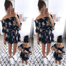 momanddaugther, familydres, familymatchingdres, Family