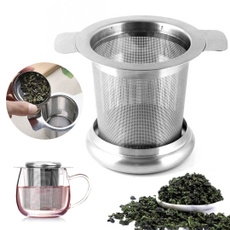 Steel, cuteteeinfuser, Cup, leaf