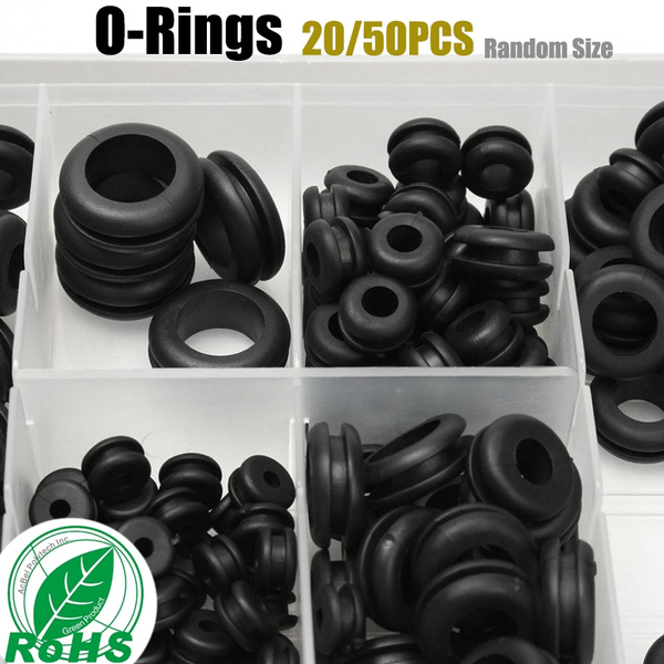 wireprotection, rubberring, Jewelry, rubberoring