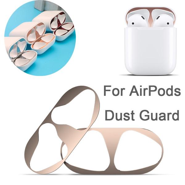 airpodscover, airpodsskin, Jewelry, metalfilm