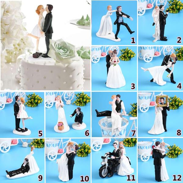 weddingparty, cute, weddingcaketopper, Wedding Accessories