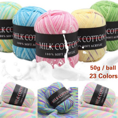 cottonyarn, Algodón, Moda, Knitting