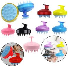 hairmassagecomb, Bathroom Accessories, massagecomb, Silicone