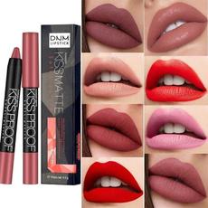 pencil, Lipstick, Beauty, Waterproof