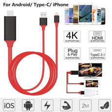 usblightningcable, hdtvavtvadaptercable, Hdmi, avadaptercable