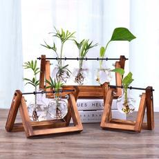 woodenstand, swivel, vasodevidro, Wooden