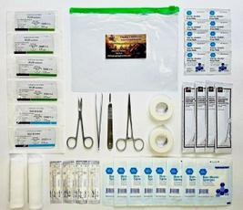 surgicalsuturekit, surgerysurgicalsuturetravelkit, firstaidtravelkit, Travel