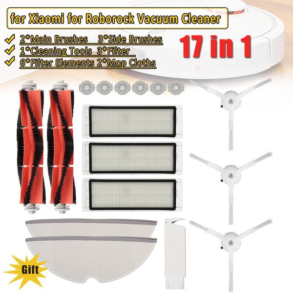 Main Brush Replacement Parts For XIAOMI MI Roborock S50//S51 Robot Vacuum Cleaner