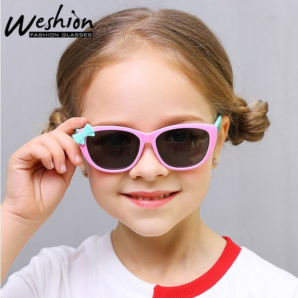 Kids Boys Sunglasses Children Baby Frame Outdoor Glasses Sport Toddler Fashion