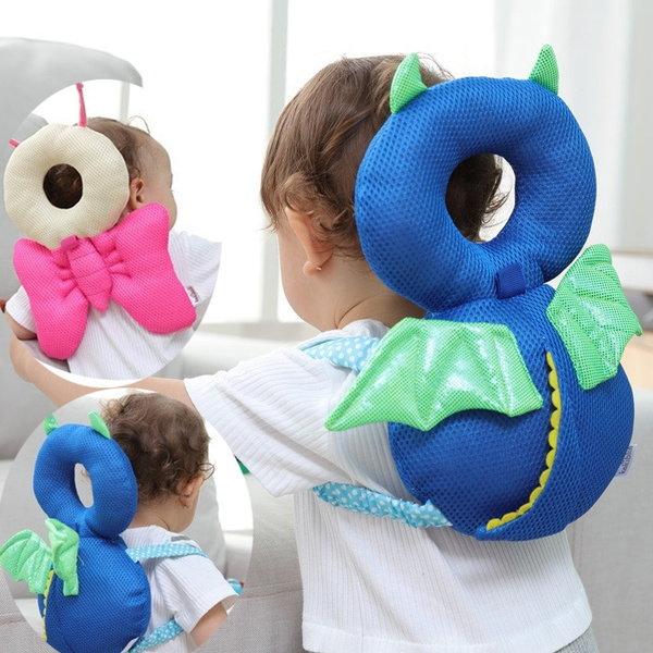 Baby Head Protection Backpack Support Toddler Headrest Pillow Baby Neck Cushion