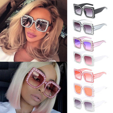 Square, Sunglasses, Fashion Accessories, Frame