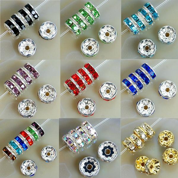 8MM, Jewelry, Bracelet, Metal