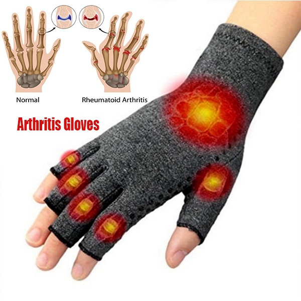 Arthritis Gloves Touch Screen Gloves Anti Arthritis Therapy Compression Gloves And Ache Pain Joint Relief Grey S M L