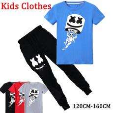 Summer, Shorts, kids clothes, Shirt