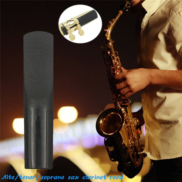 Resin Plastic Sax Saxophone Reed Instrument Parts for Clarinet//Tenor Saxophone/<