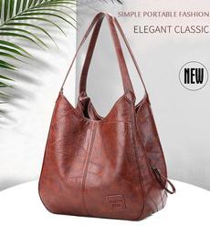 Shoulder Bags, Designers, Capacity, softmaterial
